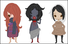 Moar Adopts : closed : by octopus-jizz