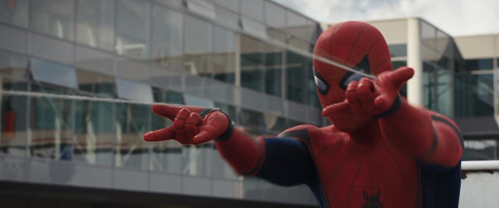 Spider-Man Civil War 06 by Trident346