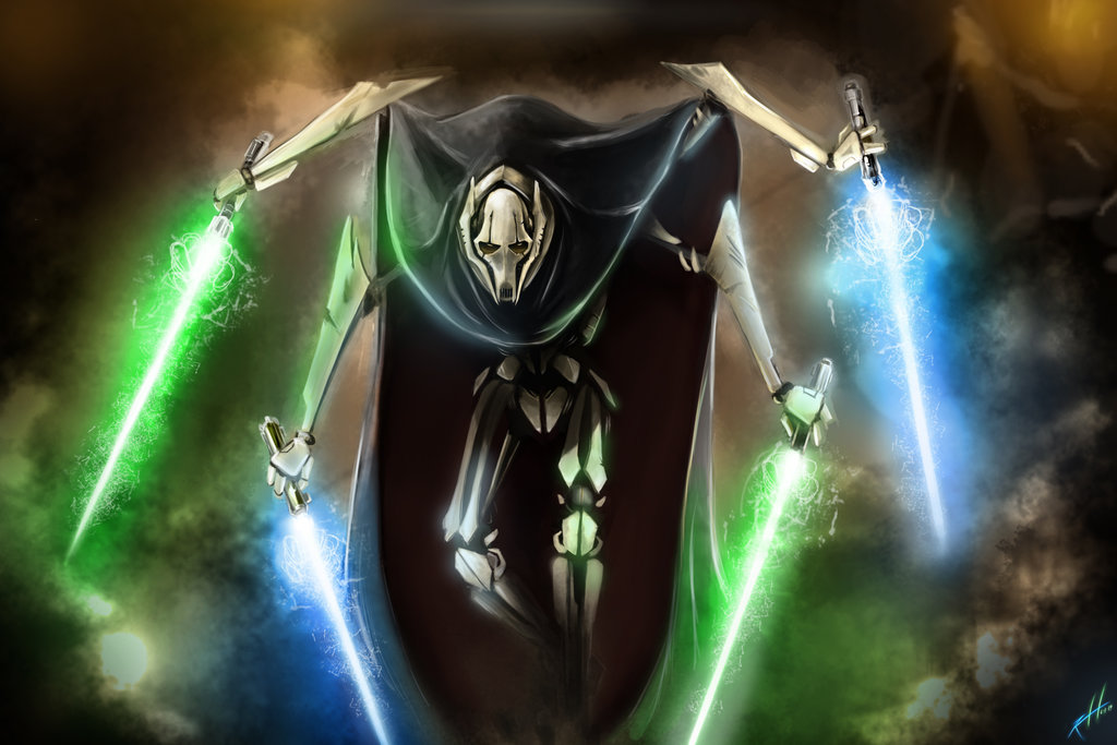 General Grievous Slays DEATH BATTLE! by Trident346 on ...