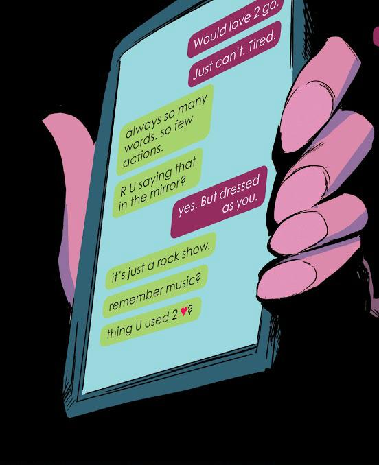Spider-Gwen Cellphone by Trident346