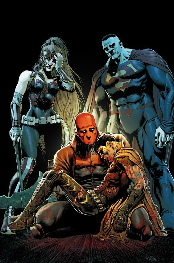 Red Hood Weaknesses by Trident346