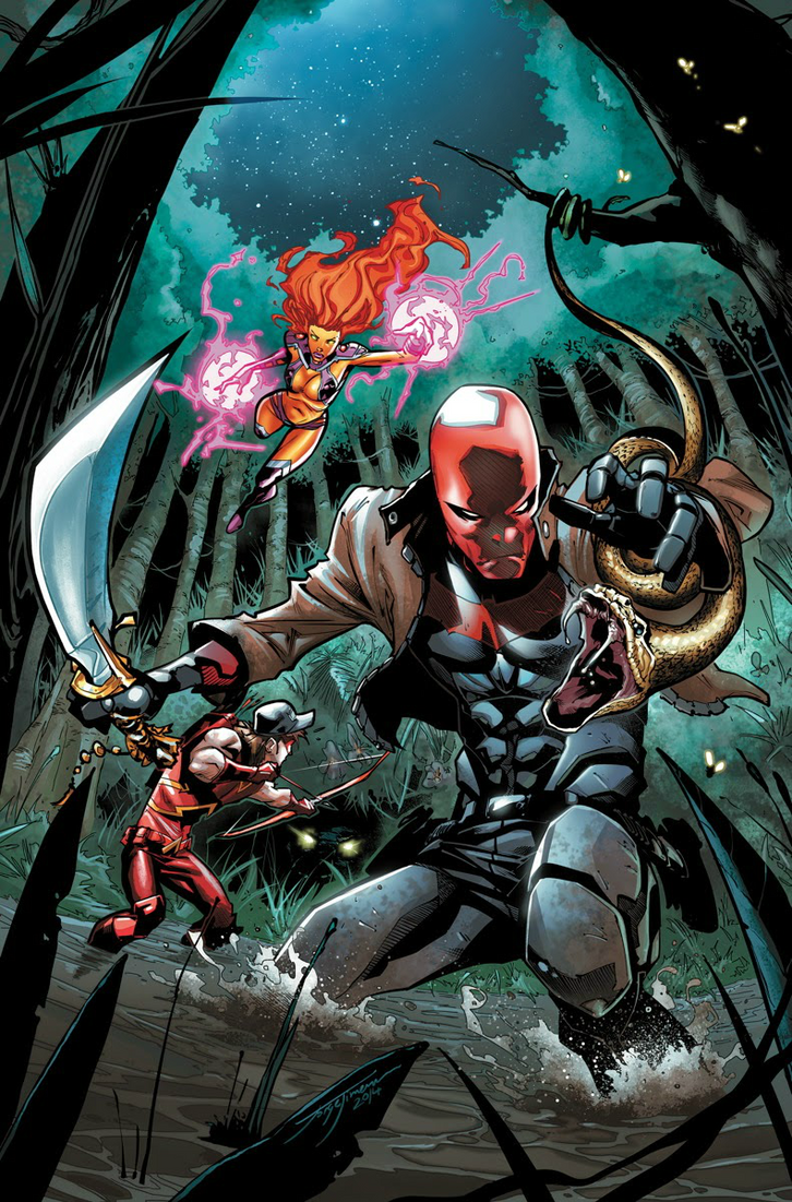 Red Hood by Trident346
