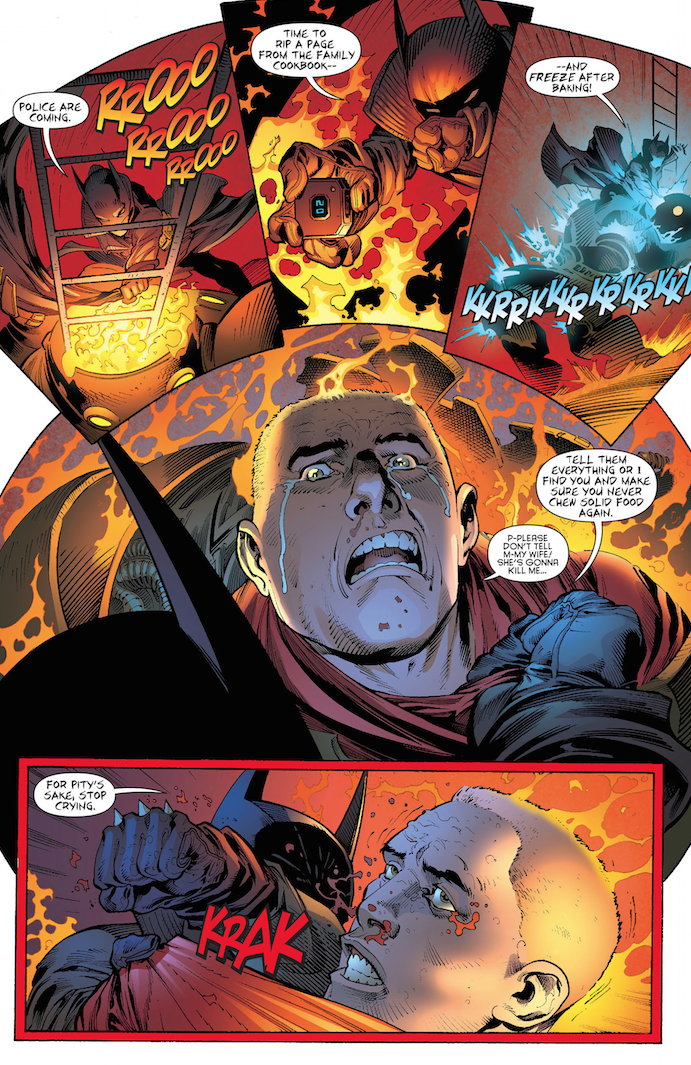 Damian Wayne Soars Into DEATH BATTLE!!! by Trident346 on DeviantArt