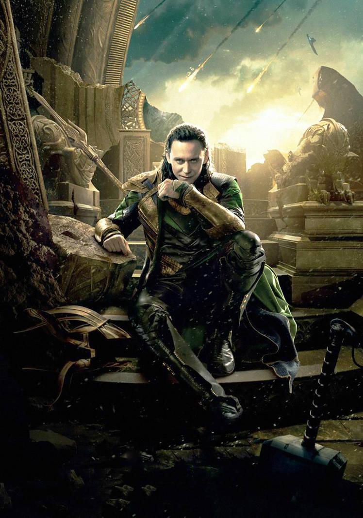 Loki Decieves DEATH BATTLE! by Trident346 on DeviantArt