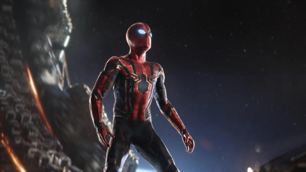 Iron Spider by Trident346