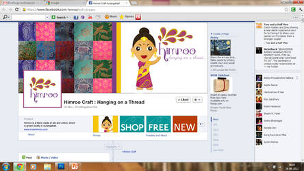 FB page by surya91
