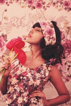 I dream flowery dreams