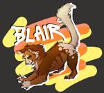 Artfight 2019: Blair by Barbull