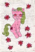 Random cute pony by CaitHorror