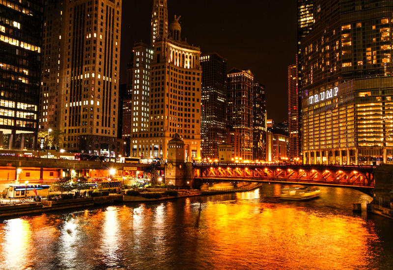 Up Close and Personal - Chicago III by designing-Life