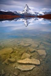 Cervin, Hautes reflexions by vincentfavre
