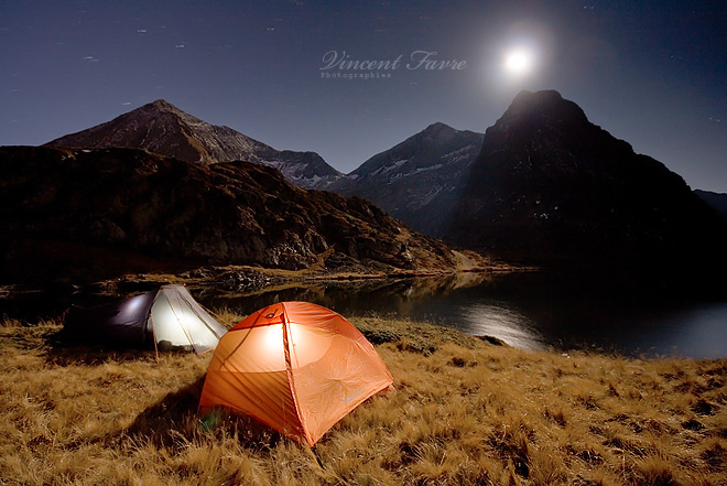 Tents... by vincentfavre