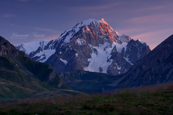 Mont Blanc... by vincentfavre