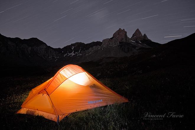 Dark Arves peaks... by vincentfavre