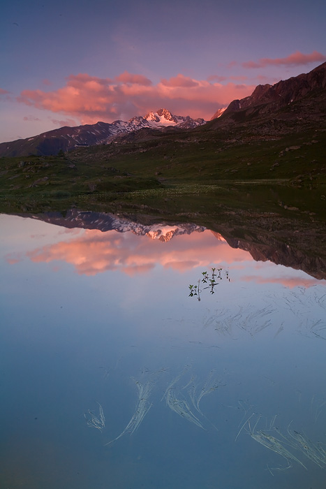 Cime du Grand Sauvage by vincentfavre