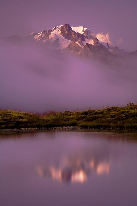 2x Mont Blanc by vincentfavre