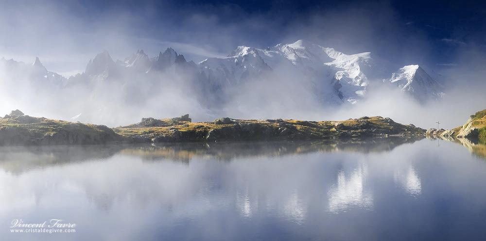Reflets dans la brume... by vincentfavre