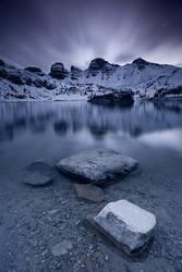 Les Tours du Lac d'Allos... by vincentfavre