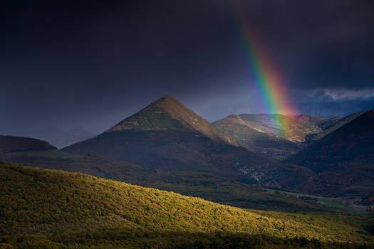 Autumn Rainbow...