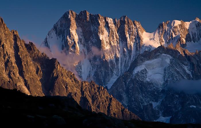 Jorasses, face nord... by vincentfavre