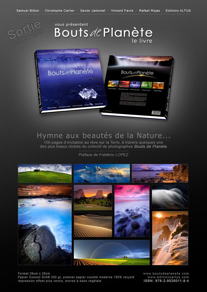 Bouts de Planete : The Book... by vincentfavre
