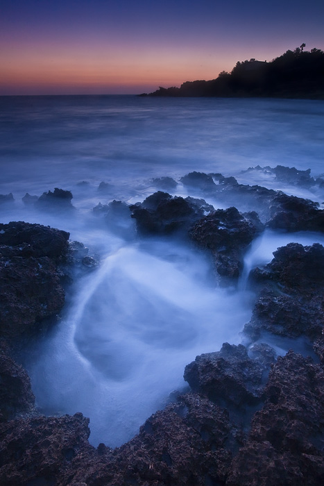 Mediterranean Twilight by vincentfavre