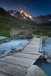 The Little Bridge... by vincentfavre