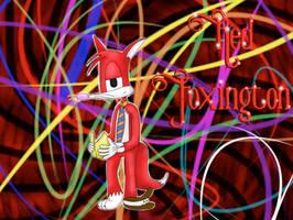 OC Red Foxington by AndkeAnka