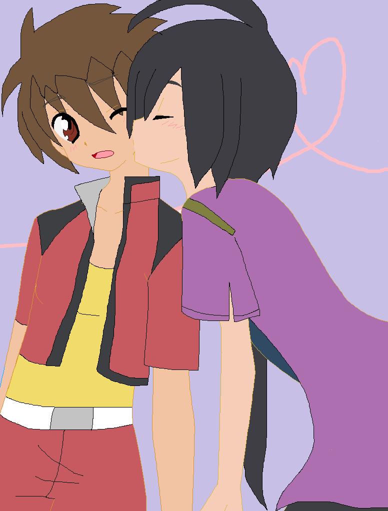 Quán Dứa bốn mùa - Page 2 Dan_x_Shun_Kissing_you_by_minokizwei