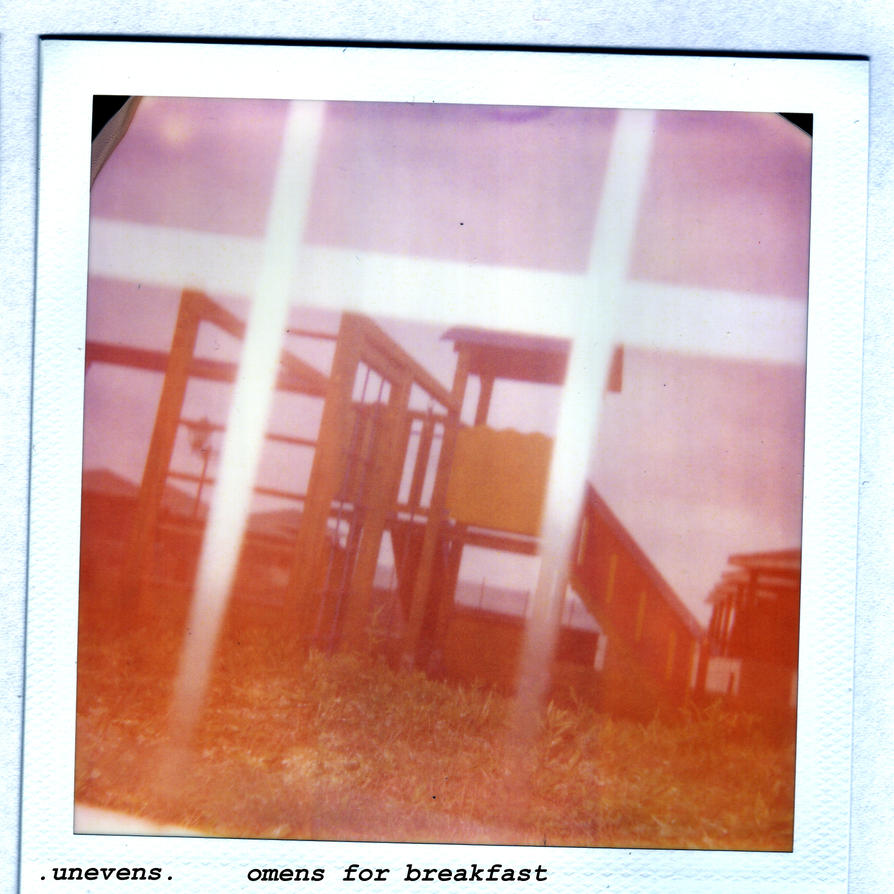 cover - omens for breakfast by unevens