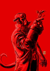 Hellboy Birthday