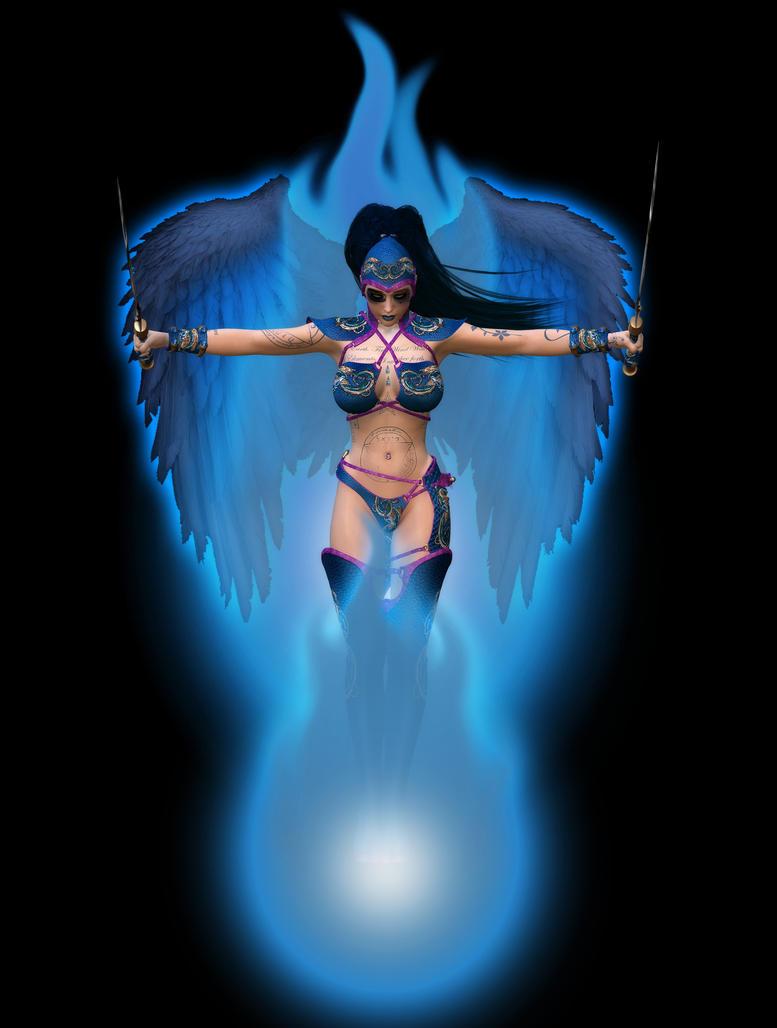 Фото ангела на аву в стим