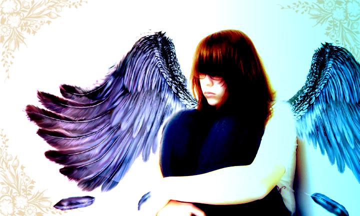 Angels Watching Over Us by WyckedDreamsDesigns