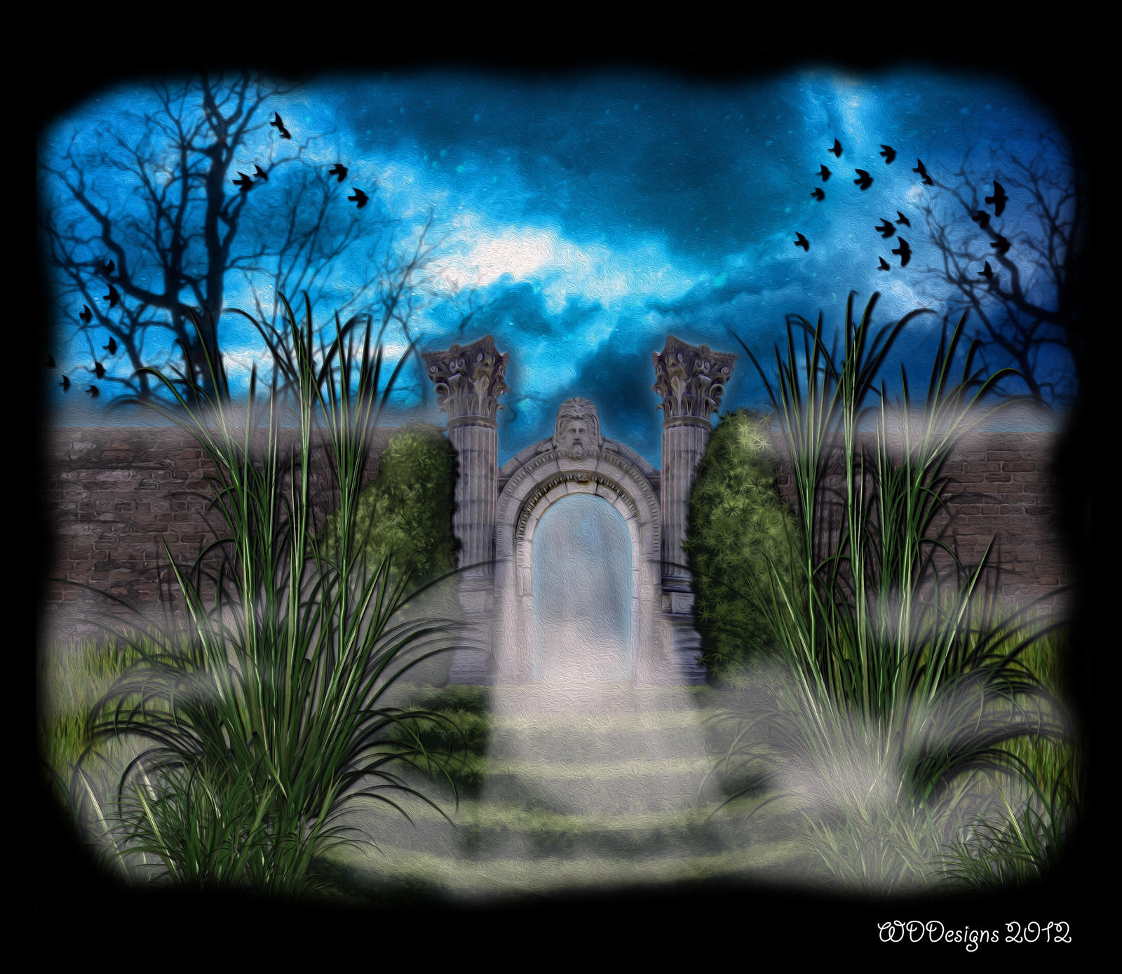 Dreams and Whispers by WyckedDreamsDesigns
