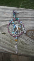 Winged Dreams Dreamcatcher