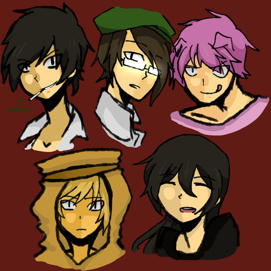 Bros.. by SkyeShimeji