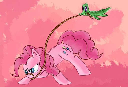 Pinkie 'n Gummy