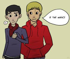 Merlin and Arthur #2