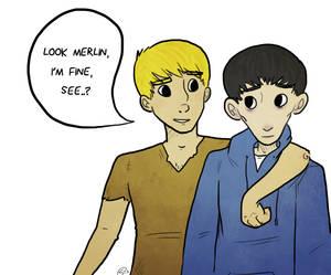 Merlin and Arthur #3