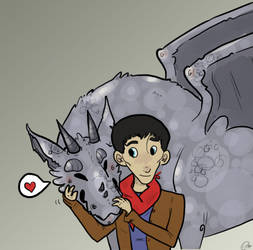 Merlin's Dragon #2