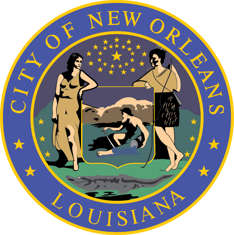 New Orleans City Seal by tempest790