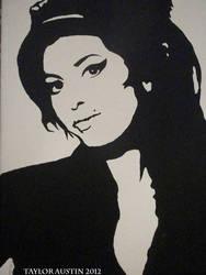 Amy Winehouse by taylor-austin