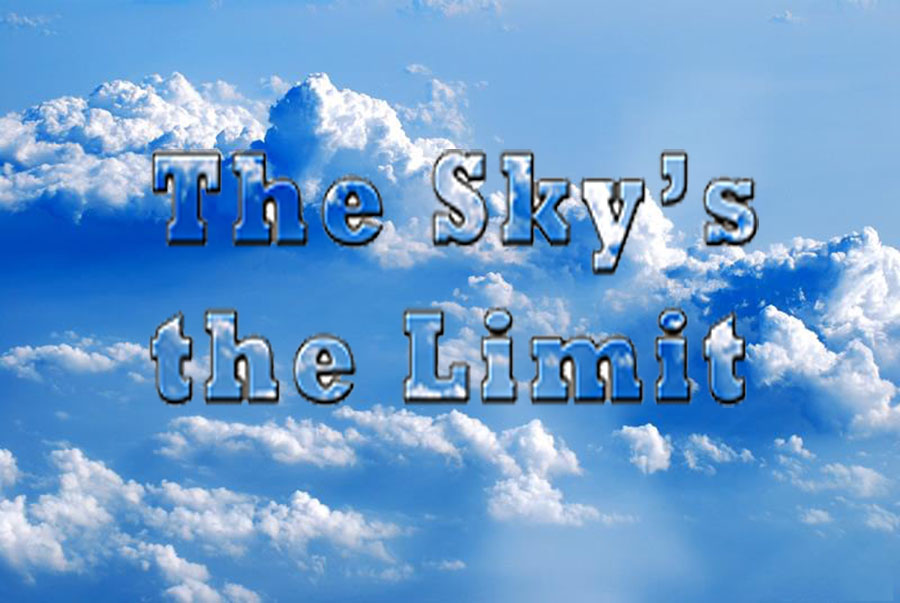 The Sky's the Limit II by MHuang51491