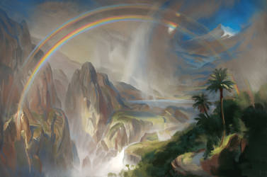 Study After Frederic Church