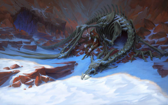 Fall of the First Dragon