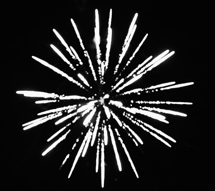 Black and White Firework Burst by MeekoWeekoOfDOOM on ...
