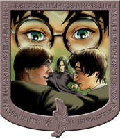 Snape's pensieve by ildi