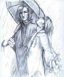 Rain by ildi