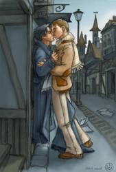 SLASH: A kiss is just a kiss by ildi