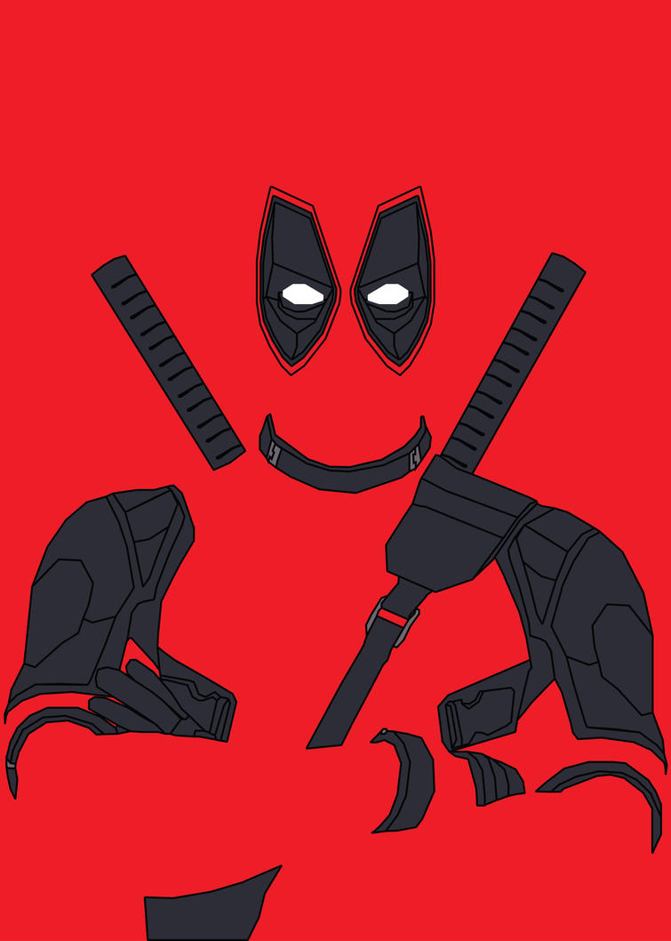 Deadpool by iosefing